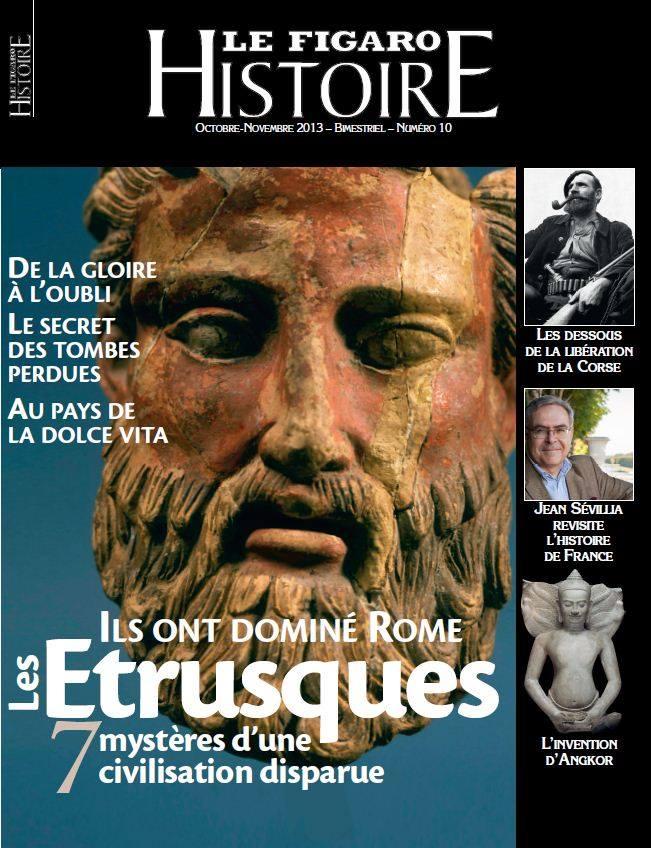 Figaro Histoire Bainville Sévillia